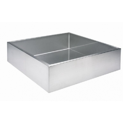 Square Grade 304 Stainless Steel Base