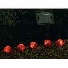 Smart Solar Harry Hedgehog and Friends Light String x 5