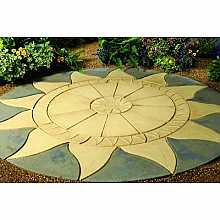 Sunflare Patio Circle Kit 2.56m