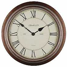 Moreton Quartz Clock