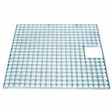 Square Galvanised Steel Grid