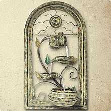 Naples Wall Art Kelkay Easy Fountain