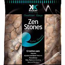 Kelkay Polished Zen Stones Oyster Shimmer