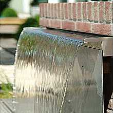 1500mm Stainless Steel Water Cascade