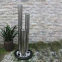 Athens Stainless Steel Fountain Water Feature