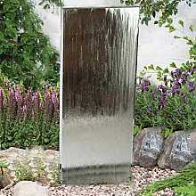 SPECIAL OFFER - Flat panel Steel Water Feature
