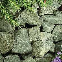 Kelkay Forest Green Cobbles Bulk Bag