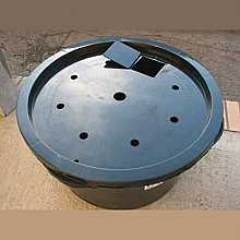 Value 90L Circular Pebble Pool Reservoir