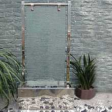 Dakar Stainless Steel Water feature