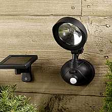 PIR Solar Security Light by Smart Solar