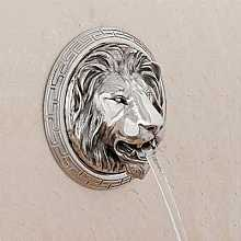 Lion Head Fountain Stainless Steel