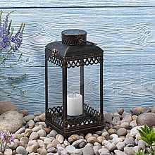 Tangier Lantern by Smart Solar