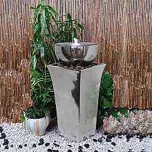 Antonia Ceramic Fountain Water Feature