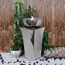 Antonia Ceramic Fountain Water Feature