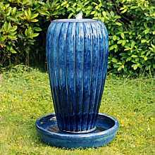 Yasmin Ceramic Fountain Water Feature