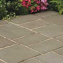 Nova Paving Graphite Random Patio Kit 5.76 sq mtr