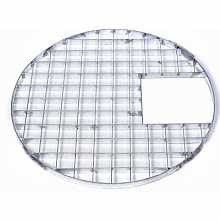Round Galvanised Steel Grid
