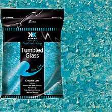 Kelkay Tumbled Glass Blue Ice