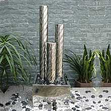 Minsk Stainless Steel Fountain