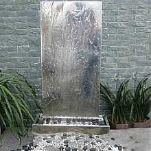 Ottawa Stainless Steel Fountain