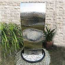 Barcelona Stainless Steel Fountain Water Feature