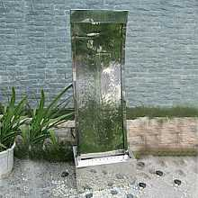 Cairo Stainless Steel Fountain Water Feature