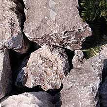 Kelkay Highland Grey Rockery Stone Bulk Pallet