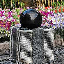 Solar Granite Drava water feature