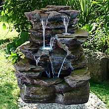 Como Springs Kelkay Easy Fountain with LEDs