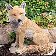 Sitting Fox Kelkay Collectable Creature