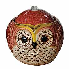 Kelkay Rosie Red Owl Water Feature