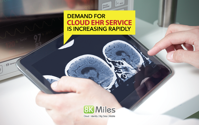Demand for Cloud EHR is Increasing Rapidly