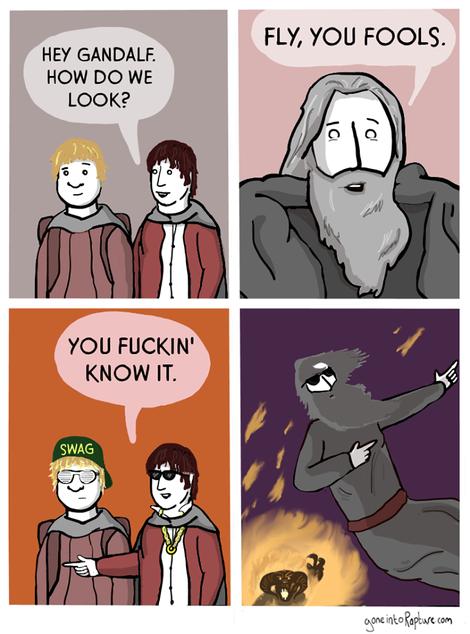 Swag gandalf