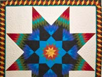 Royal Star of Vermont Quilt