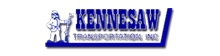 Kennesaw Transportation (888)-258-3878 logo