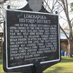 Loachapoka Historic District