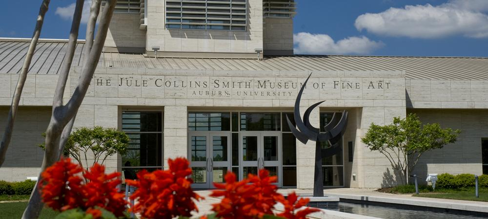 JULE COLLINS SMITH MUSEUM
