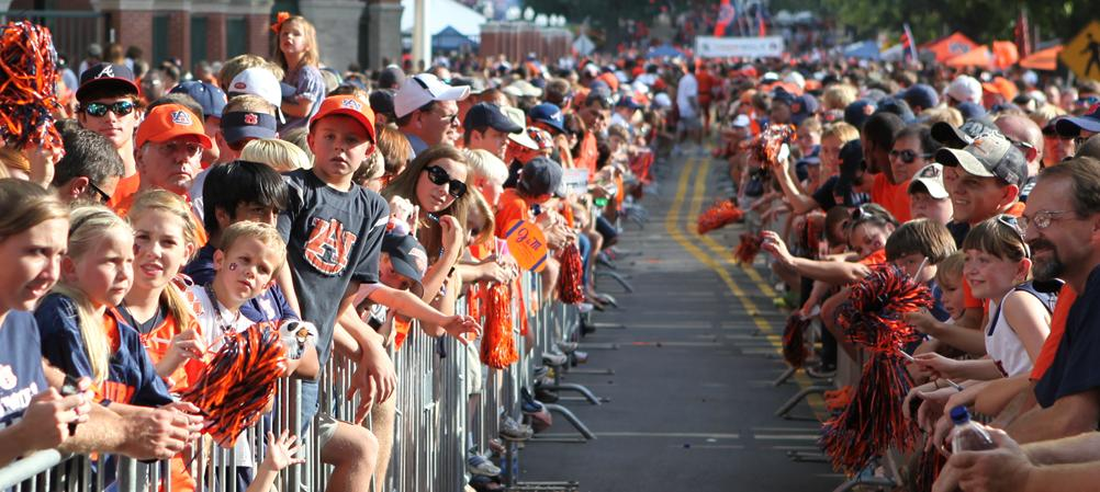 Tiger Walk