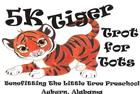 5K Tiger Trot for Tops 2013