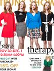 LEONA Trunk Show at Therapy Auburn