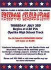 Opelika Annual Freedom Celebration