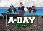 Auburn Football A-Day 2015