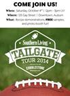 Southern Living SEC College Tailgate