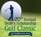 20th Annual COSAM Dean's Scholarship Golf Classic