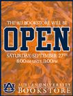 AU Bookstore Open for Homecoming