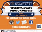 Tiger Tailgate Photo Contest