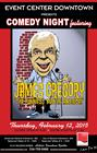 Comedy Night Featuring James Gregory: The Funniest Man in America