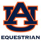AU Equestrian Orange and Blue Scrimmage