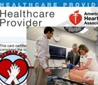 AHA Training course - BLS (Basic Life Support) for Healthcare Providers