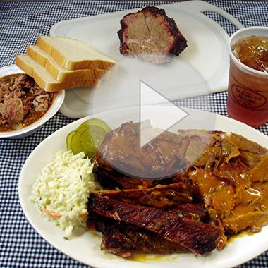 Barbecue House, The